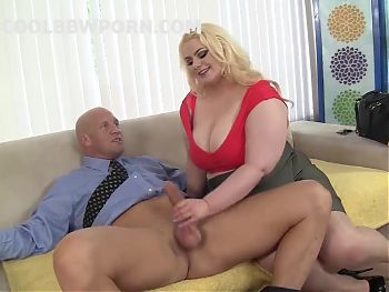 bbw blonde fucking so good